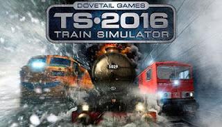 Train Simulator 2016 Mod v2.0 Apk Full Unlocked Terbaru