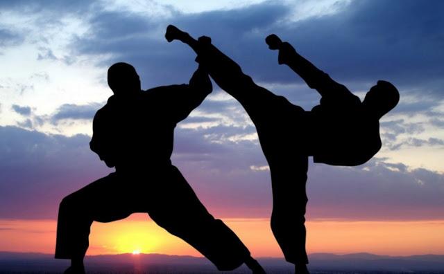 soñar con karate