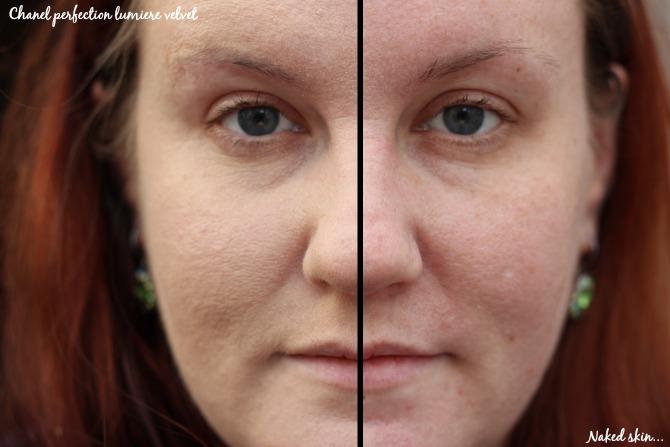 f29e1fe4529e Chanel perfection lumiere velvet foundation | Makeup-Pixi3