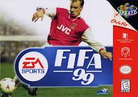 FIFA 99 N64 - PT/BR