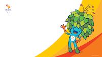 Download Wallpaper Maskot paralimpiade 2016 Rio Brasil