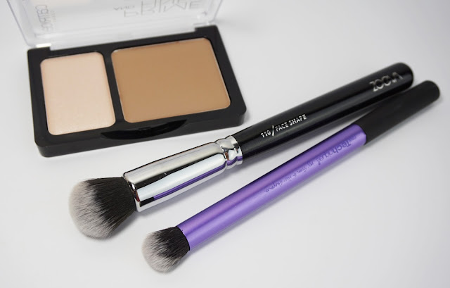 Catrice -  Prime and Fine Professional Contouring Palette (010 Ashy Radiance)