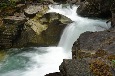 Kuskanax Falls