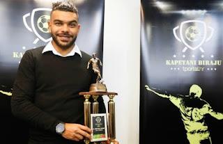 العربي هلال سوداني احسن لاعب في الدوري الكرواتي