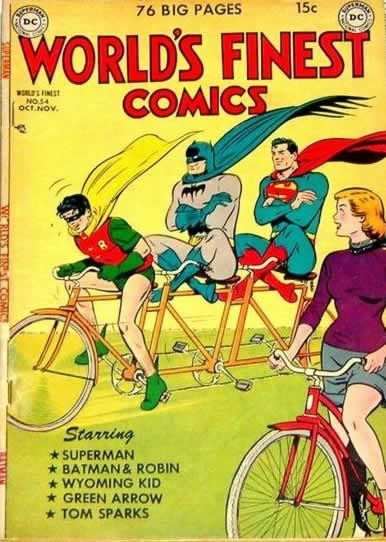 Funny Comic Book Cover Pages