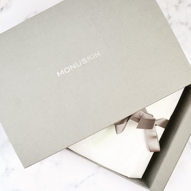 MONU Skin Natural Professional Skincare for Oily Skin Review