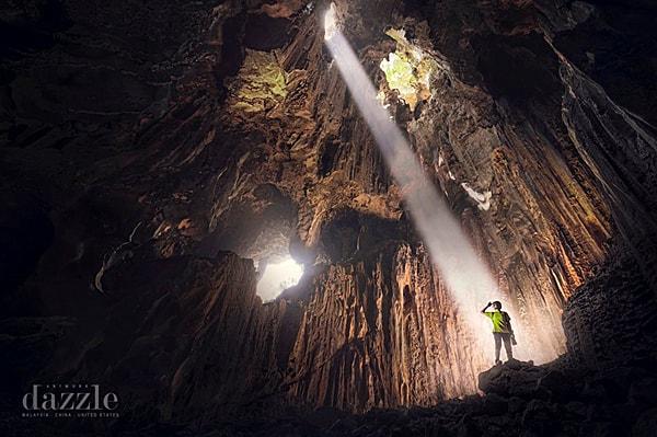 Serian Silabur Cave