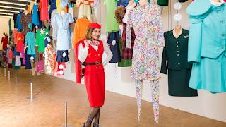 Kim-Lian van der Meij opent de Verzamelkoorts Parade in het Spoorwegmuseum in Utrecht