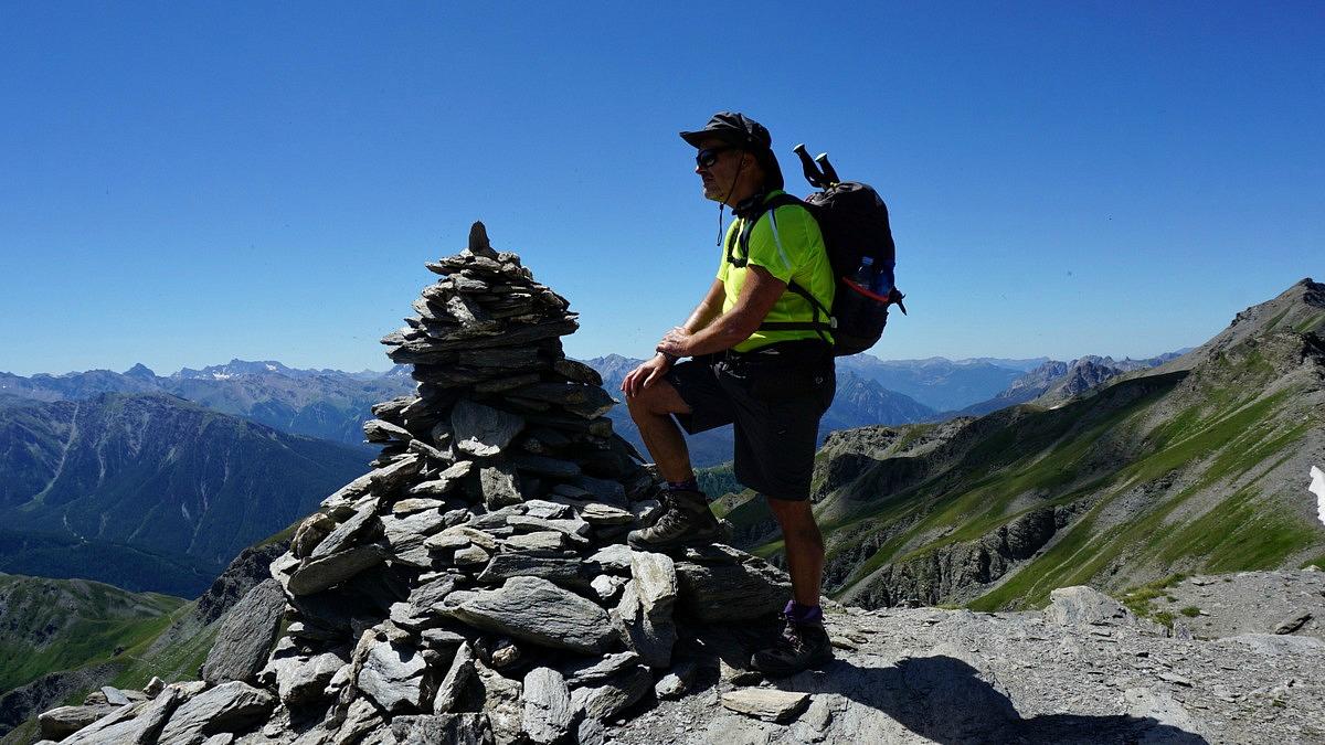 Pic du Malrif 2906 m