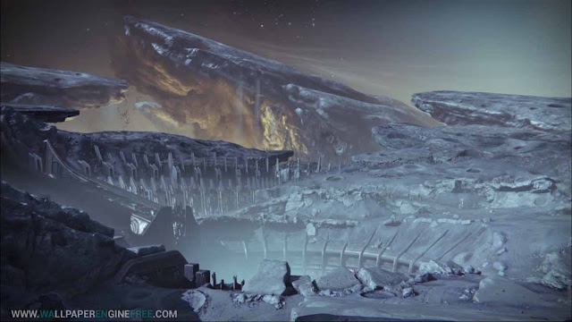 Destiny Battlefields - The Hellmouth Wallpaper Engine