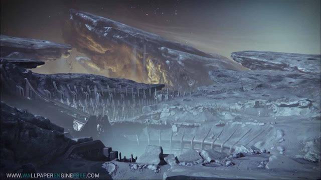 Destiny Battlefields - The Hellmouth Wallpaper Engine