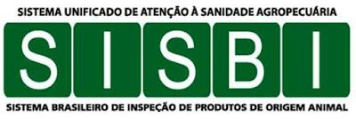 Logomarca do SISBI-POA, Sistema Brasileiro de Inspeção de Produto de Origem Animal