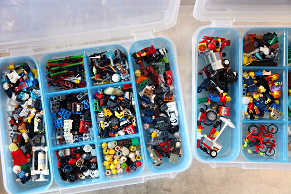 IHeart Organizing: Lego Organization! A Follow-Up & Some New Tips!