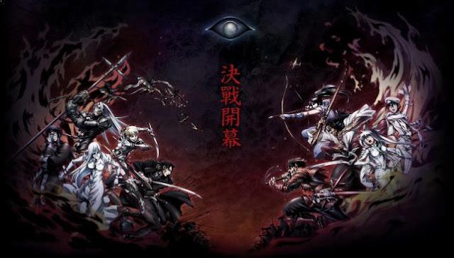 Drifters - Top Best War Anime List (From Medieval, Modern to Future War)