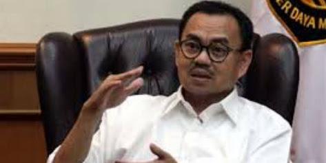 Novanto Hilang, Sudirman Said: Ketua DPR Hilang, Ini Persoalan Serius