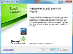 Rundll Errors Fix Wizard Serial Key