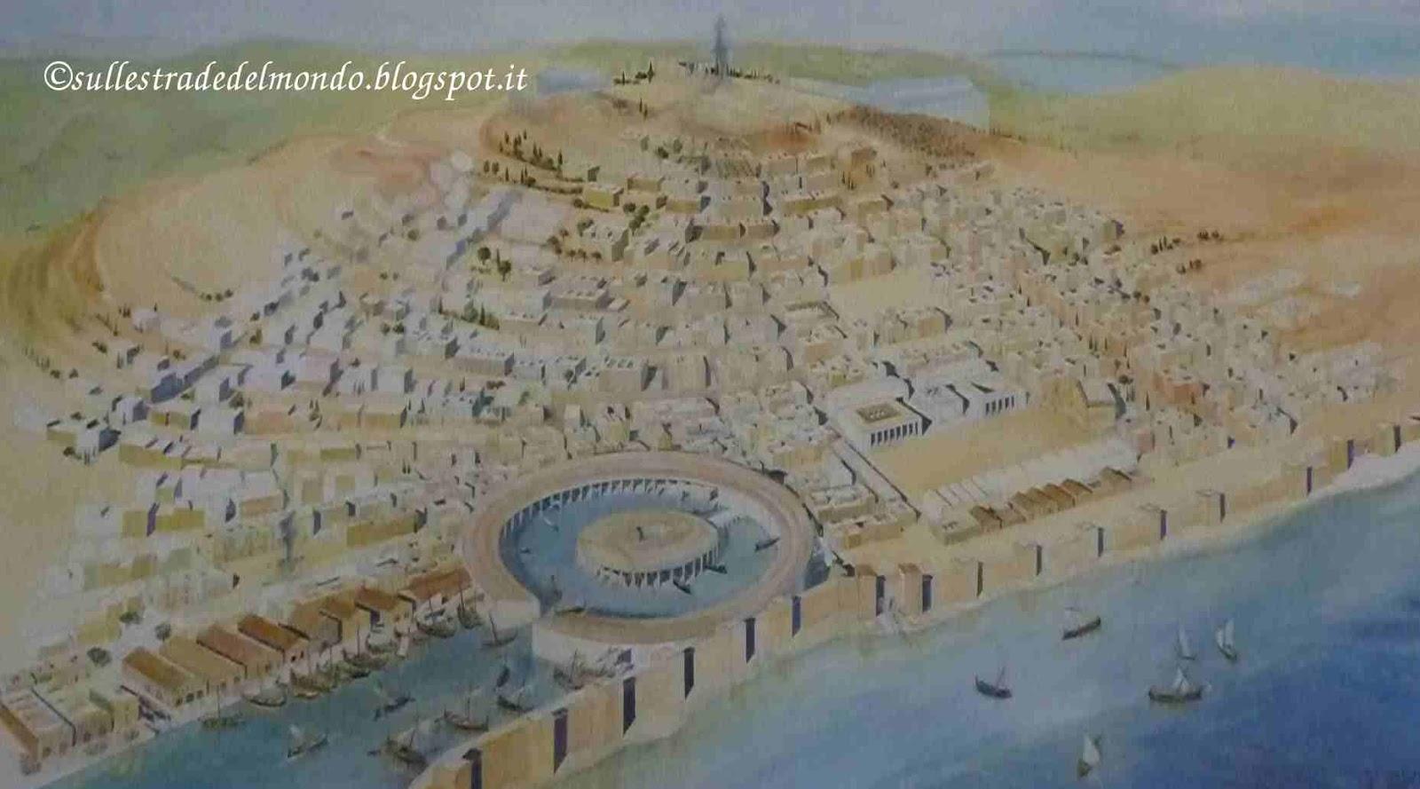 Ricostruzione Cartagine