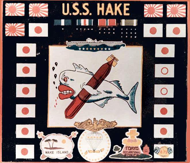 Arkansas Inland Maritime Museum at North Little Rock: USS Hake (SS 256)