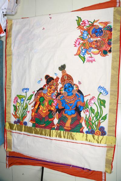 Mural Saree Online Doozycart