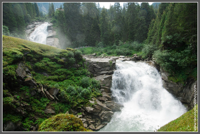 Cascadas del Krimml (Austria)