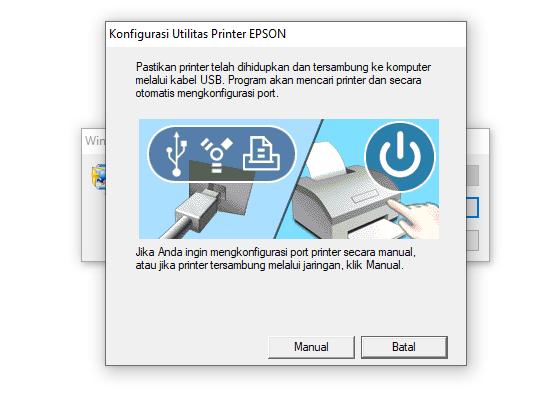 Driver & Cara Install Driver Printer Epson L360 Lengkap dengan Gambar