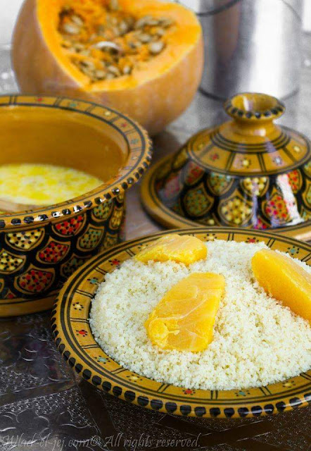 كسكس couscous  جزائري