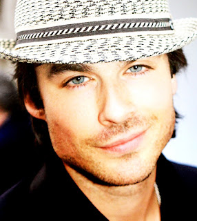 Ian Somerhalder, Vampire Diaries, Blue Eyes