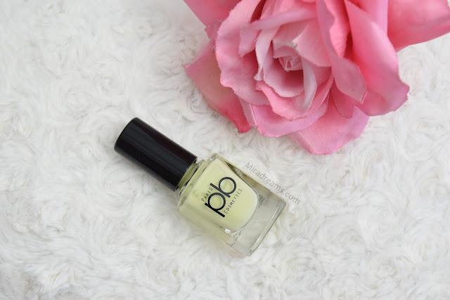 Les nouveautés PB Cosmetics, le vernis à ongles V38