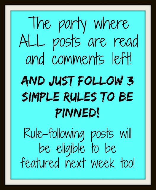 Friday Frivolity LINKY PARTY - the blog link-up for all things Fun, Funny, Happy, and Hopeful!