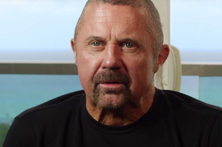 Imagem do documentário To Hell and Back: The Kane Hodder Story