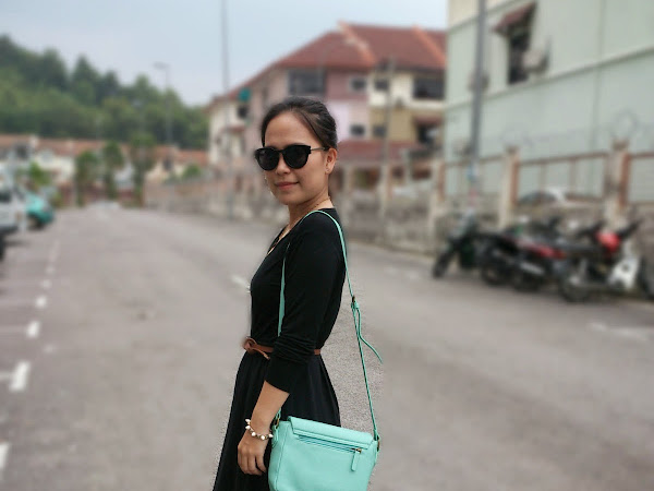 Outfit Diary : Story of black