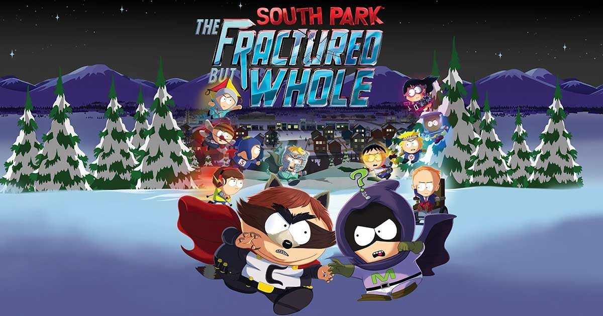 E3 2017 - South Park - The Fractured but Whole Live