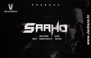 Saaho First Look Poster 1
