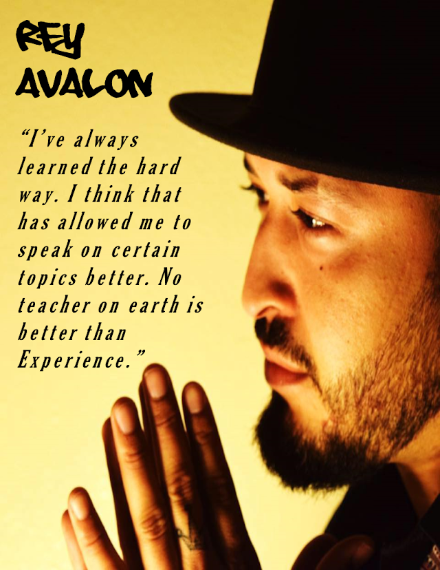 Rey Avalon talks California Blend, Music Production, & What Led Him to Become an Artist