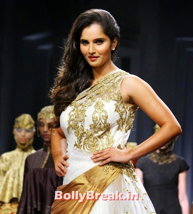"Telangana Bharatiya Janata party leader K Laxman flayed the state government's decision to appoint Sania as brand ambassador of the newly carved-out state, terming her as ""daughter-in-law"" of Pakistan and questioning her credentials for the honour. , Sania Mirza Controversial Past Pics"
