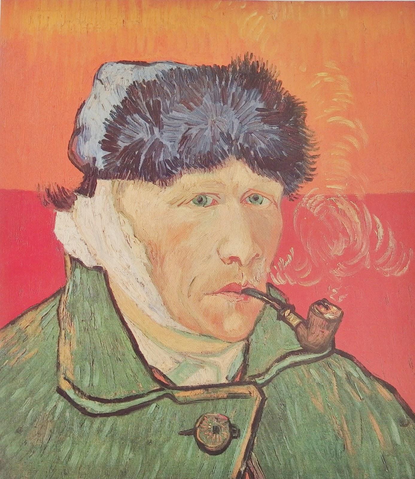 Le chercheur ind pendant van gogh paris - L oreille coupee van gogh ...