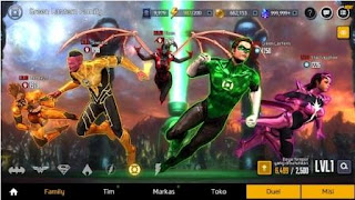 DC UNCHAINED Apk Mod
