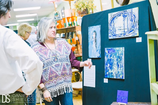'Boro Art Crawl Success Brings Holiday Crawl