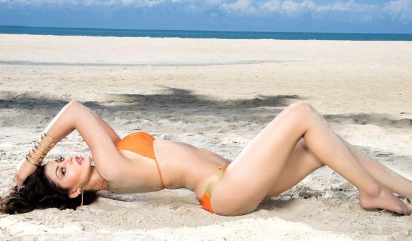 Urvashi Rautela Bikini Photoshoot