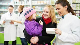 Pelayanan farmasi klinik di Apotek