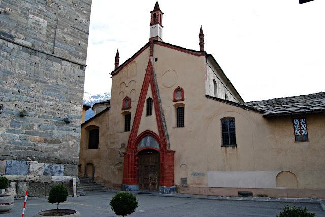 Sant'orso, sant'orso aosta, Aosta, cosa vedere, aosta in un giorno, itinerario ad aosta