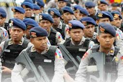 Polisi Berlakukan Pengamanan Ketat di Perbatasan Lampung dan Sumatera Selatan