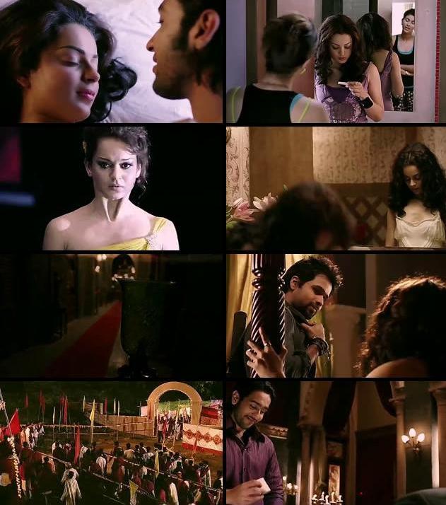 Raaz The Mystery Continues 2009 Hindi 480p HDRip 350mb