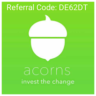 Acorns: Invest The Change