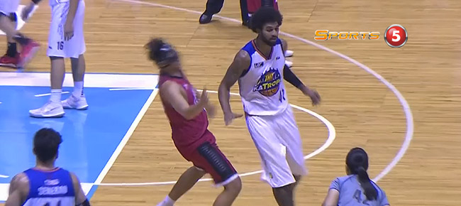 Kevin Ferrer and Glen Rice Jr. Get Into Physical ALTERCATION in Game 3 (VIDEO)