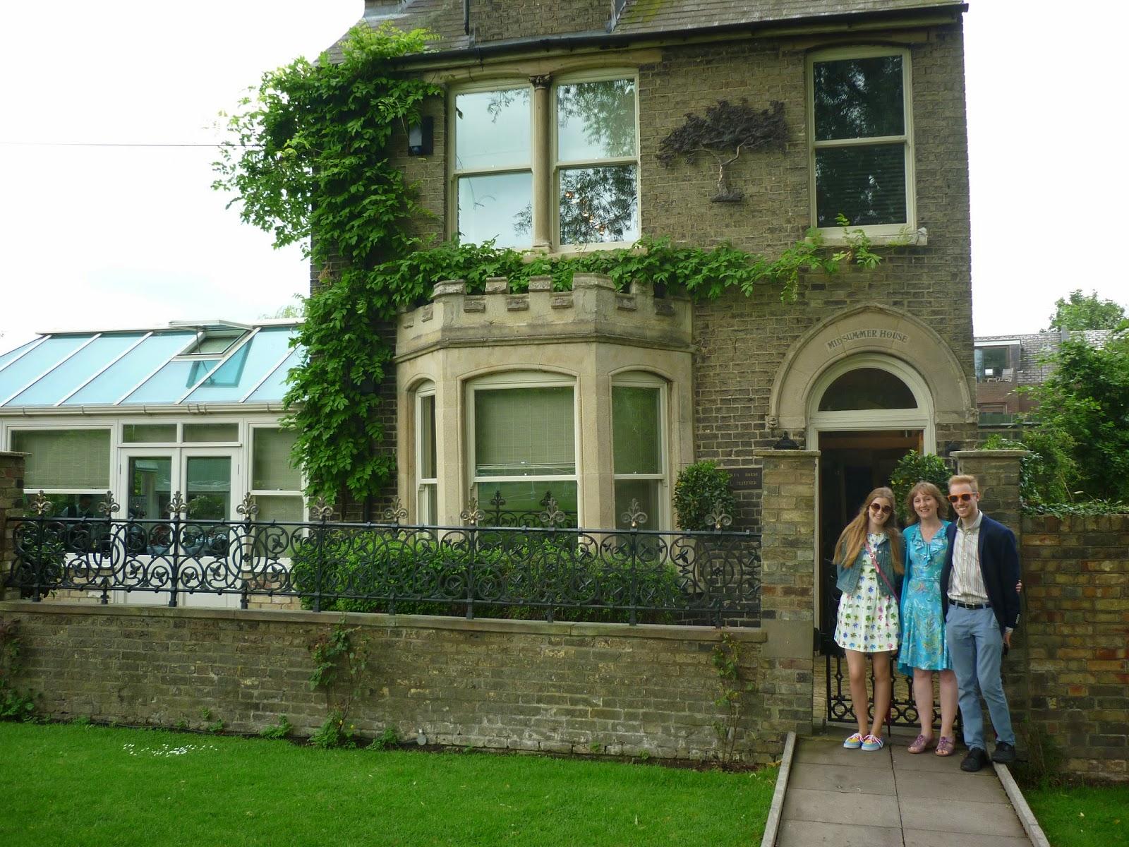 Midsummer House Restaurant Cambridge imitationisthegreatestformofflattery: midsummer house - a 7