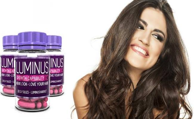 LUMINOUS HAIR FUNCIONA