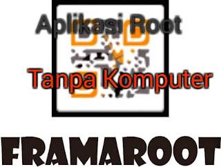 Download Framaroot Aplikasi Untuk Root Android Tanpa Harus Terhubung Ke Komputer atau PC