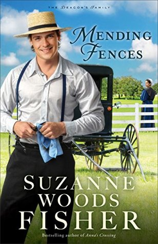 Heidi Reads... Mending Fences by Suzanne Woods Fisher