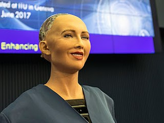 Sophia robot Wiki Biography Features Video Events Information
